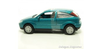 Ford Focus escala 1/43 Motor max Coche miniatura Coches a escala