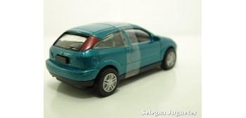 Ford Focus escala 1/43 Motor max Coche miniatura