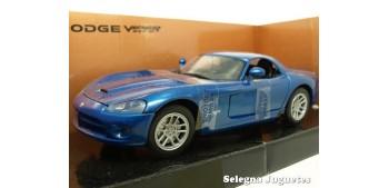 Dodge Viper STR-10 1/24 Motor max coche metal miniatura