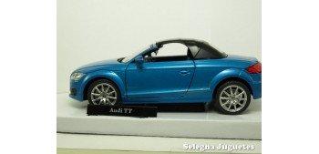 Audi TT escala 1/24 Cararama coche metal miniatura Cararama