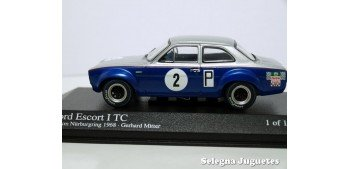 Ford Escort I Tc 500Kms Nurburgring 1968 Mitter escala 1/43 Minichamps