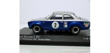 coche miniatura Ford Escort I Tc 500Kms Nurburgring 1968 Mitter