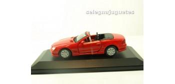 Mercedes Benz SL 500 (vitrina) 1/43 Motor max Car miniatures