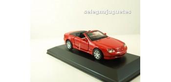 Mercedes Benz SL 500 (vitrina) 1/43 Motor max