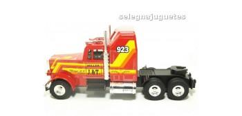 miniature truck Cabeza Tractora Camión Tipo americano escala