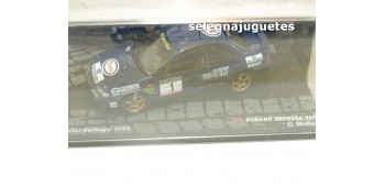 Subaru Impreza 555 - Memorial Bettega 1993 - Mcrae escala 1/43 Ixo