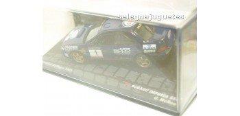 Subaru Impreza 555 - Memorial Bettega 1993 - Mcrae escala 1/43 Ixo
