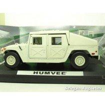 "<p>Modelo:<strong>Humvee camuflaje desierto<strong>Uno de los<a href=""https://www.selegnajuguetes.es/es/coches-a-escala/"" class=""btn btn-default"">COCHES A ESCALA</a>del poderoso ejercito de EEUU.</strong></strong></p> <p>Marca:<strong>MOTOR MAX</strong></p> <p>Escala:<strong>1:24 - 1/24<strong>Si quiere ver más modelosa<a href=""https://www.selegnajuguetes.es/es/por-escalas/escala-1-24/"" class=""btn btn-default"">ESCALA 1/24</a></strong></strong></p>"
