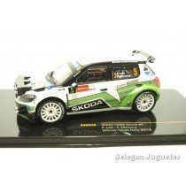 "<p>Modelo:<strong>Skoda Fabia S2000 Winner Ypres Rally 2013</strong></p> <p>Fabricante:<strong>Ixo</strong></p> <p>Escala:<a href=""https://www.selegnajuguetes.es/es/por-escalas/escala-1-43/"" class=""btn btn-default"">1:43 - 1/43</a></p> <p><a href=""https://www.selegnajuguetes.es/es/coches-a-escala/"" class=""btn btn-default"">VER MÁS COCHES A ESCALA</a></p>"