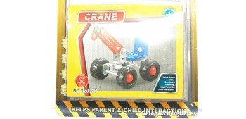 Crane Artículo con piezas metálicas para montar