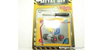 Driller Artículo con piezas metálicas para montar