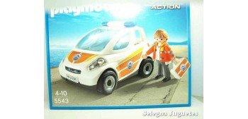 Playmobil - Vehículo de emergencia 5543