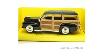miniature car Ford Woody 1948 1/43 Lucky Die Cast car miniature