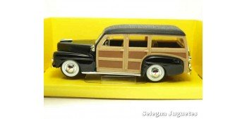 Ford Woody 1948 1/43 Lucky Die Cast coche a escala
