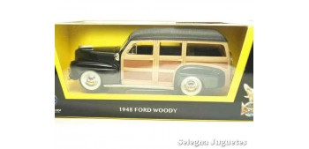 Ford Woody 1948 1/43 Lucky Die Cast car miniature