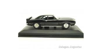escala auto Pontiac Firebird Trans Am negro 1/43 Lucky Die Cast