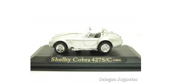 miniature car Shelby Cobra 427S/C 1964 1/43 Lucky Die Cast car