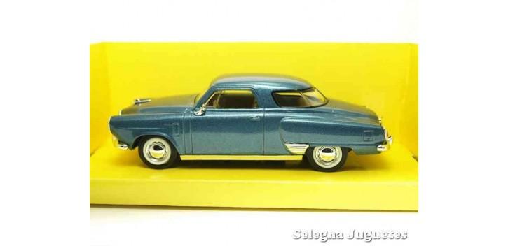 escala auto Studebaker Champion 1950 1/43 Lucky Die Cast coche