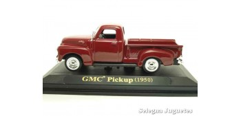miniature car GMC Pickup 1950 1/43 Lucky Die Cast car miniature