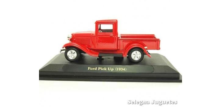 escala auto Ford Pick Up 1934 1/43 Lucky Die Cast coche a escala