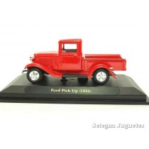 """<p><strong>Ford Pick Up 1934</strong></p> <p><strong>Lucky Die Cast</strong></p> <p><strong>1/43 - 1:43</strong></p> <p><strong>Ver más<a href=""""https://www.selegnajuguetes.es/es/coches-a-escala/"""" class=""""btn btn-default"""">COCHES A ESCALA</a></strong><strong>Ver más<a href=""""https://www.selegnajuguetes.es/es/por-escalas/escala-1-43/"""" class=""""btn btn-default"""">1/43 - 1:43</a></strong></p>"""