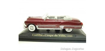 miniature car Cadillac Coupe de Ville 1949 1/43 Lucky Die Cast
