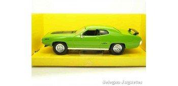 Plymouth Gtx 1971 1/43 Lucky Die Cast coche a escala