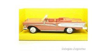 maqueta Edsel Citation 1958 1/43 Lucky Die Cast coche a escala