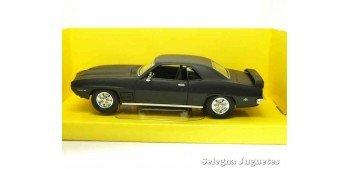 Pontiac Firebird Trans Am 1969 Matt Black 1/43 Lucky Die Cast coche a escala