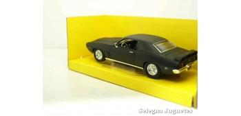 maqueta Pontiac Firebird Trans Am 1969 Matt Black 1/43 Lucky