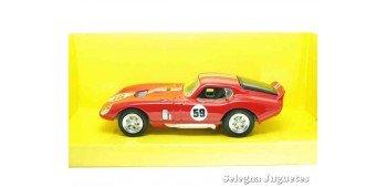 maqueta Shelby Cobra Daytona coupe rojo 1/43 Lucky Die Cast