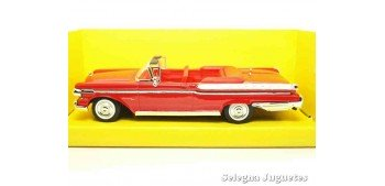 Mercury Turnpike Cruiser 1957 1/43 Lucky Die Cast coche a escala