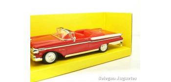 maquetas de coches Mercury Turnpike Cruiser 1957 1/43 Lucky Die