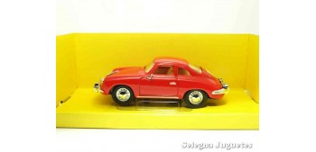 Porsche 356 B/C 1/43 Lucky Die Cast car miniature