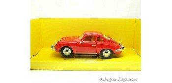 Porsche 356 B/C 1/43 Lucky Die Cast car miniature