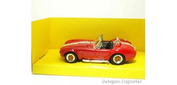 miniature car Shelby Cobra 427S/C 1964 red 1/43 Lucky Die Cast