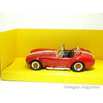 "<p><strong>Shelby Cobra 427S/C 1964</strong></p> <p><strong>Lucky Die Cast</strong></p> <p><strong>1/43 - 1:43</strong></p> <p><strong>Ver más <a href=""https://www.selegnajuguetes.es/es/coches-a-escala/"" class=""btn btn-default"">COCHES A ESCALA</a> </strong><strong>Ver más <a href=""https://www.selegnajuguetes.es/es/por-escalas/escala-1-43/"" class=""btn btn-default"">1/43 - 1:43</a></strong></p>"
