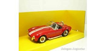maqueta Shelby Cobra 427S/C 1964 rojo 1/43 Lucky Die Cast coche