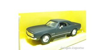 maqueta Chevrolet Camaro Z-28 1967 Matt Black 1/43 Lucky Die