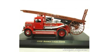 Dennis Ligt Four 1938 Fire Engine 1/43 Lucky Die Cast