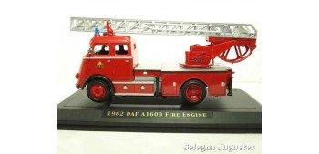 Daf A1600 1962 camión bomberos 1/43 Lucky Die Cast