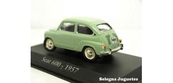 Seat 600 1957 1/43 (vitrina) Ixo - Rba - Clásicos inolvidables