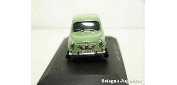 Seat 600 1957 1/43 (vitrina) Ixo - Rba - Clásicos inolvidables coche metal miniatura