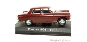 Peugeot 404 1965 (vitrina) Ixo - Rba - Clásicos inolvidables coche metal miniatura Coches a escala