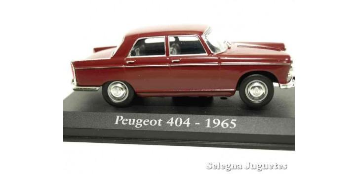 coche miniatura Peugeot 404 1965 (vitrina) Ixo - Rba - Clásicos