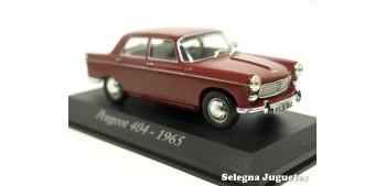 Peugeot 404 1965 (vitrina) Ixo - Rba - Clásicos inolvidables coche metal miniatura