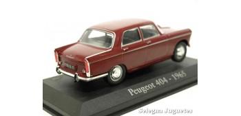 Peugeot 404 1965 (vitrina) Ixo - Rba - Clásicos inolvidables