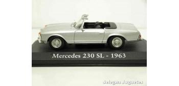 coche miniatura Mercedes 230 SL 1963 (vitrina) Ixo - Rba -