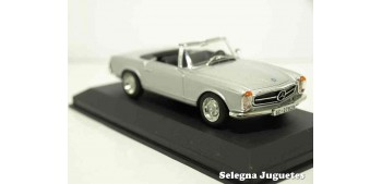 Mercedes 230 SL 1963 (vitrina) Ixo - Rba - Clásicos inolvidables coche metal miniatura