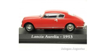 miniature car Lancia Aurelia 1953 1/43 (Showcase) Ixo - Rba -